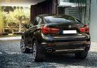 BMW X6 Rear Left View