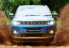 Jeep Compass Front View
