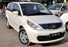 Tata Aria Front Right View