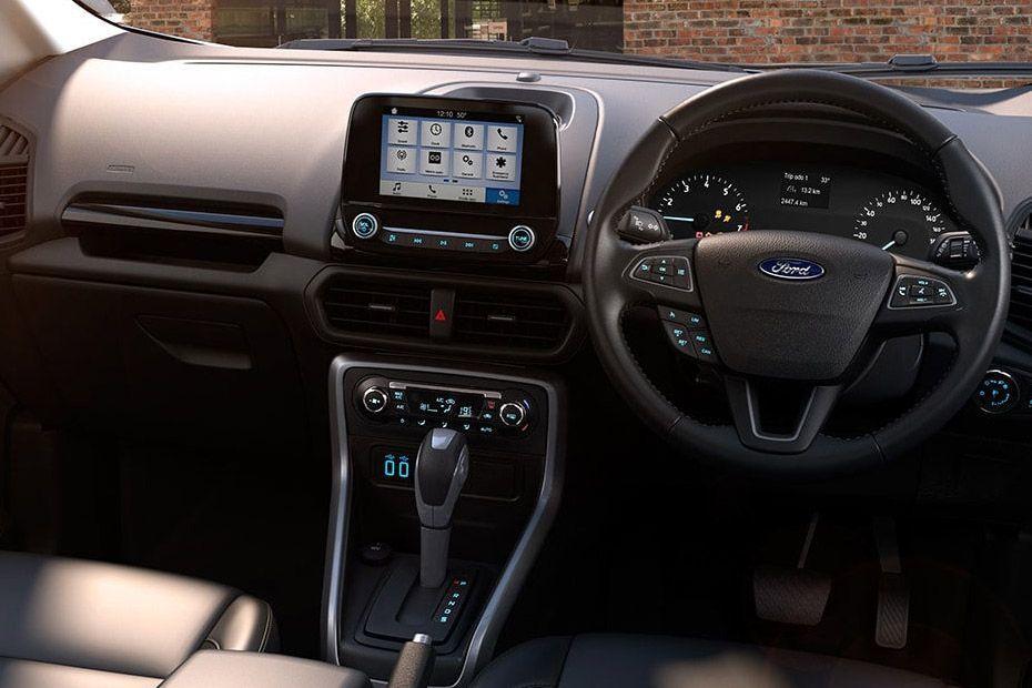 ford ecosport interior features