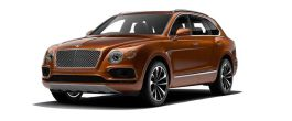 Flying Spur Vs  Bentayga