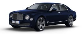 Phantom Vs  Mulsanne