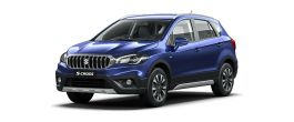 SX4 S Cross Vs  Vitara Brezza