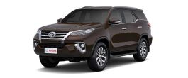 Land Cruiser Vs  Fortuner