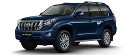 Land Cruiser Vs  Land Cruiser Prado