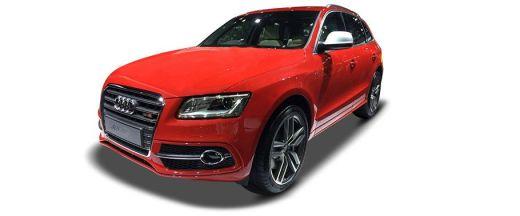 Audi SQ5 Pictures