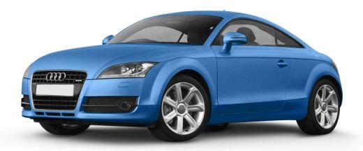 Audi TT 2006-2014 Pictures
