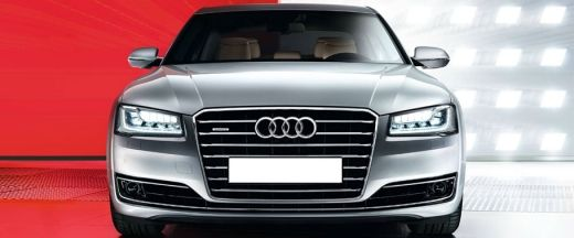 Audi A8 2010-2013 Pictures