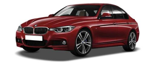 BMW 3 Series 320d Luxury Line Plus