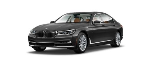 BMW 7 Series 730Ld Design Pure Excellence CBU