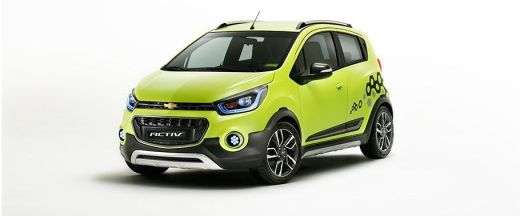 Chevrolet Beat Activ Pictures