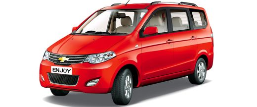 Chevrolet Enjoy Pictures