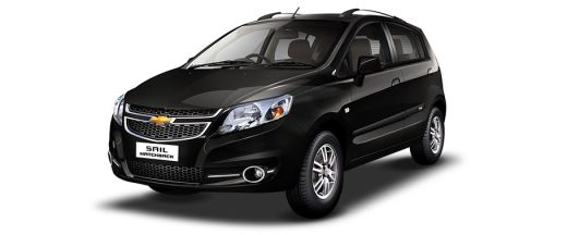Chevrolet Sail Hatchback Pictures