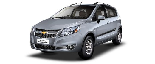 Chevrolet Sail Hatchback 1.3 TCDi LT ABS