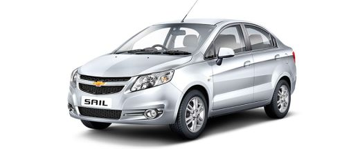Chevrolet Sail Pictures