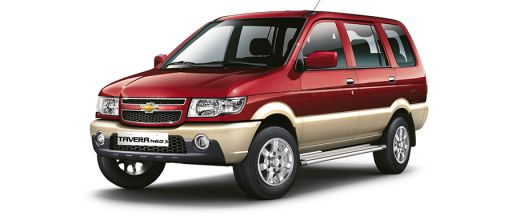 Chevrolet Tavera 2012-2017 Pictures