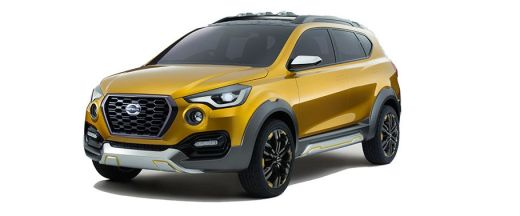 Datsun GO Cross Pictures