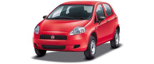 Fiat Punto Pure Pictures