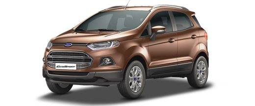 Ford Ecosport 1.5 Ti VCT AT Titanium BE