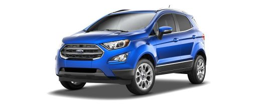 Ford Ecosport 1.5 TDCi Titanium Plus BE