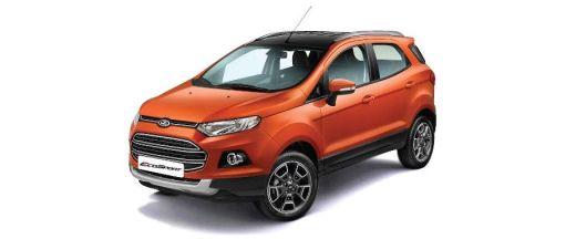Ford Ecosport 1.0 Ecoboost Platinum Edition