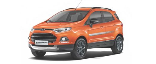 Ford Ecosport 1.5 Ti VCT AT Signature