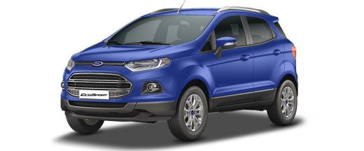 Ford Ecosport 1.5 TDCi Platinum Edition