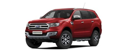 New Ford Endeavour Price 2018 Images Review Specs