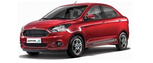 Ford Figo Aspire 1.5 TDCi Sports Edition