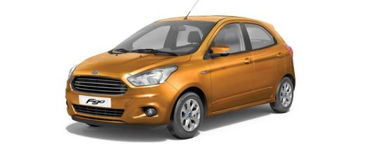 Ford Figo 1.2P Titanium Plus MT