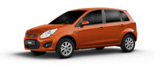 Ford Figo 2012-2015 Pictures