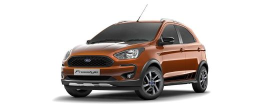 Ford Freestyle Pictures