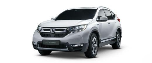 Honda cr v 2018 price in india review pics specs for Honda cr v mpg