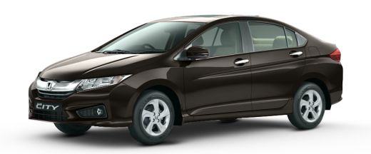 Honda City 2015-2017 Pictures
