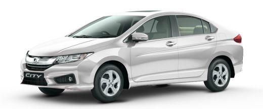 Honda City 2015-2017 i VTEC VX Option