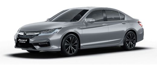 Honda New Accord Hybrid