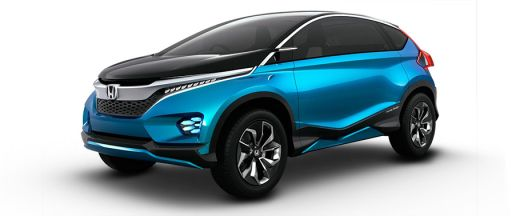 Honda Vision XS 1 Pictures