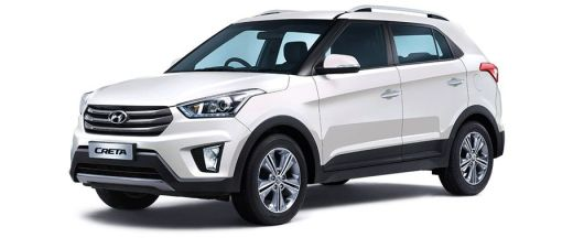 Hyundai Creta 1.6 VTVT AT SX Plus