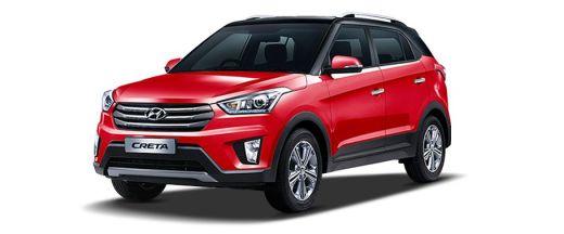 Hyundai Creta 1.6 VTVT E