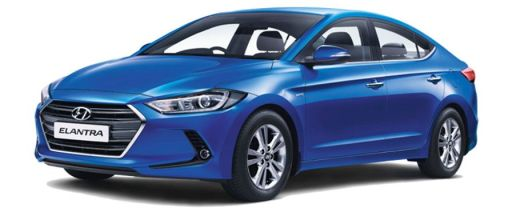 Hyundai Elantra 1.6 SX Option AT