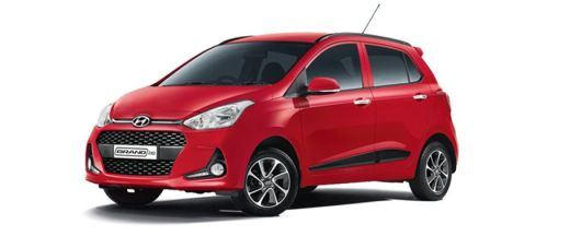 Hyundai Grand i10 1.2 Kappa Sportz Option