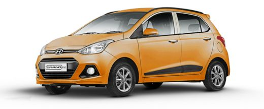 Hyundai Grand i10 2016-2017 Asta Option AT