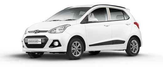 Hyundai Grand i10 2016-2017 Era