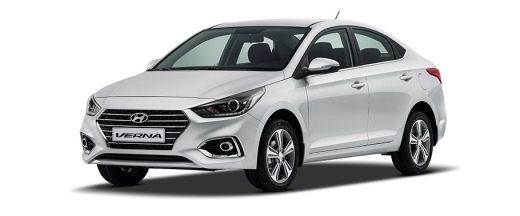 Hyundai Verna 2016-2017 1.6 VTVT AT SX