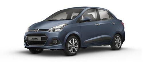 Hyundai Xcent 2016-2017 1.1 CRDi SX Option