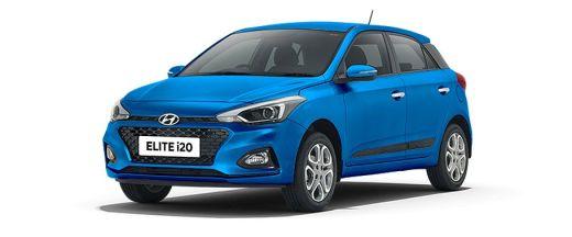 Hyundai Elite i20 Pictures