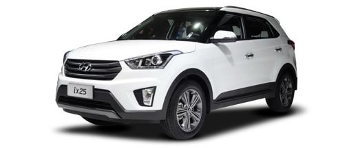 Hyundai ix25 Pictures