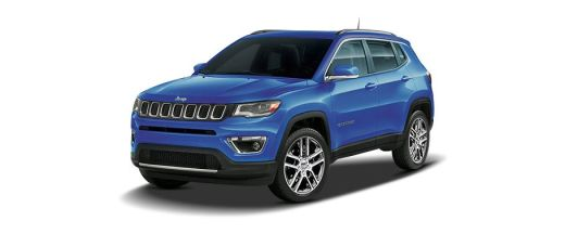 Jeep Compass 2.0 Longitude Option