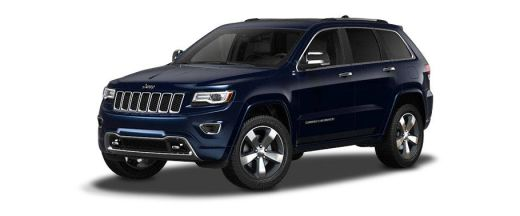 Jeep Grand Cherokee Summit Petrol