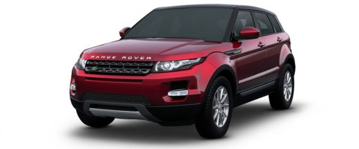 Land Rover Range Rover Evoque 2014-2015 Pictures